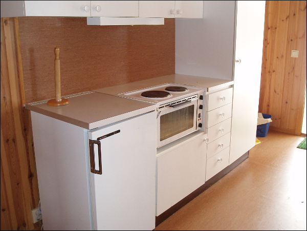 Köket i stugan